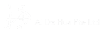 Ai De Hua Pte Ltd Logo